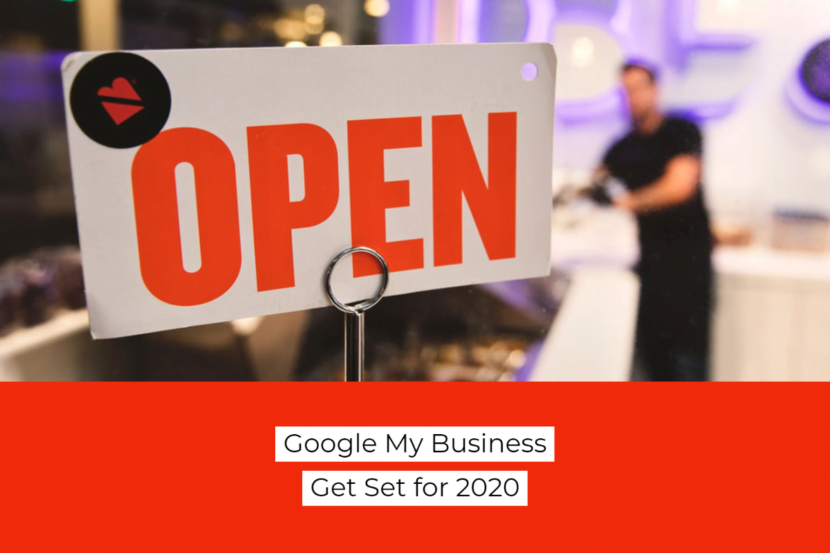 Google my business profile for 2020