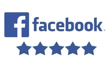 facebook five star Richmond Web Design