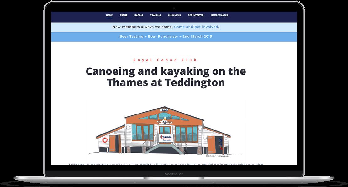 Web design agency Kingston