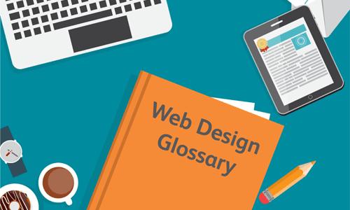 Web Design Glossary